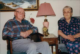 Mr. & Mrs. Henry R. Friesen.  Her was the only member of the original Rest Haven Board still living when Rest Have celebrated its 50th anniversay