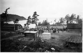 Montreal River Alternative Service Work Camp, 1941
