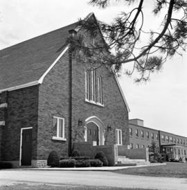Preston Mennonite Church with Fairview Mennonite Home
