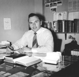 Bill Gering, full-time youth missionary
