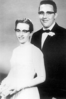 Paul Royce Kauffman and spouse. Ontario Mennonite