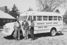 Bus purchased for Mennonite Disaster Service