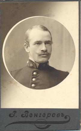 Schellenberg in uniform
