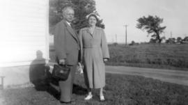 Allan J. Schultz and wife