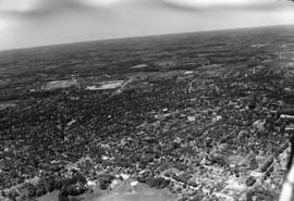 Aerial photos of Waterloo County, Ontario. June 1948