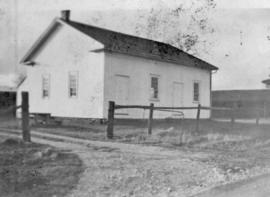 Built 1857, congregation allied with Wisler