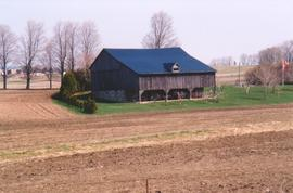 Barn on Lot 5, South Snyder Rd. Wilmot Twp.