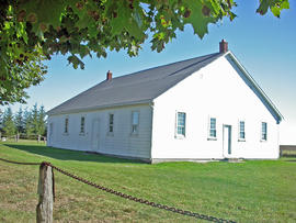 Central Woolwich Independent Old Order Mennonite meetinghouse