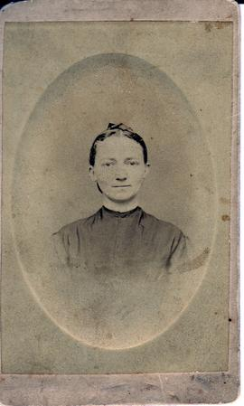 Louisa Bowman, daughter of Moses S. Bowman, later