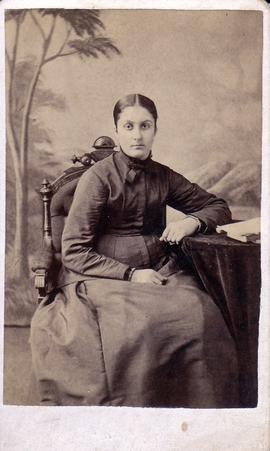 Louisa Shantz (Eby Book #6736), youngest daughter