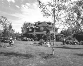 A Chilliwack, British Columbia farm house and