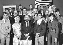 Conrad Grebel College Board of Governors, 1989