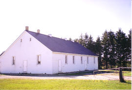 Linwood Mennonite Meetinghouse, 4840 Ament Line