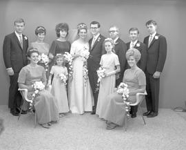 Joe Perlock and Carol Dietrich's wedding
