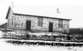 Detweiler Meetinghouse (Roseville, Ont.). Photo