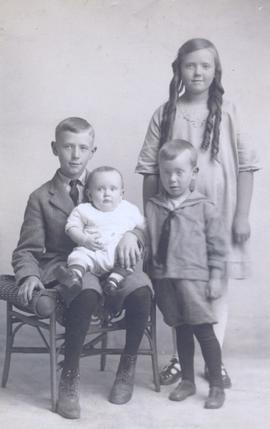 Children of Christian K. and Katie Bender