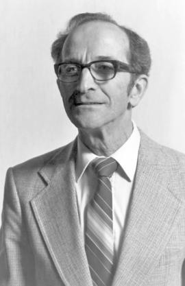 Steve Gerber, ordained deacon in 1960; ordained