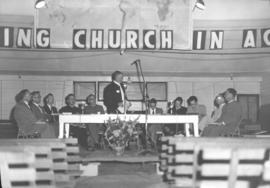 Annual meeting of the Mennonite Board of Missions and Charities, 1958
