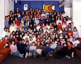 Conrad Grebel University College students, 1989/90