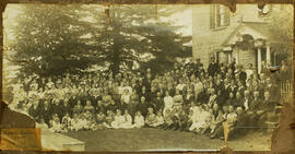 Betzner family reunion, 1917