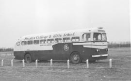 Hesston College bus