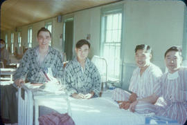 Clearwater Lake Sanatorium patients