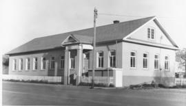 Meeting House of the Doukhobor Society in Blaine Lake, Saskatchewan