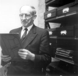 Archivist at the Archives of the Mennonite Church