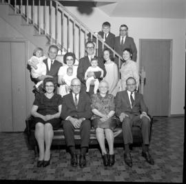 Abner Martin's family from West Montrose, Ontario