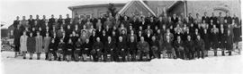 OMBS faculty and students, 1948