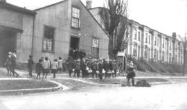 The 118th Battalion was stationed at Courtland
