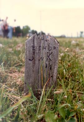 Old Order Amish Cemetery between Crosshill and