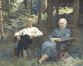 Urias K. and Magdalena Weber