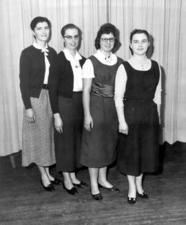 Semi-formal.  The Ontario Mennonite Bible School
