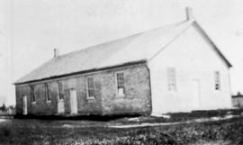 North Woolwich meetinghouse