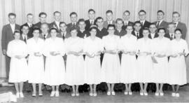 Graduates of the OMBS&I, 1952