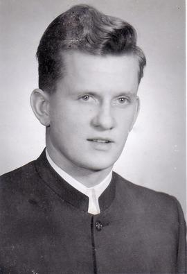 Ordained 1956, missionary under Mennonite Board