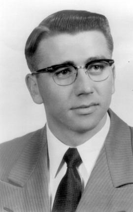 Dale Schumm. Ordained minister in 1960