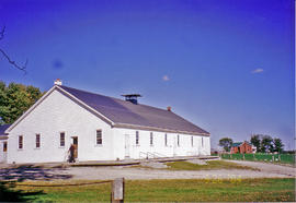 John Martin's Independent Old Order Mennonite Meetinghouse (Linwood, Ontario)