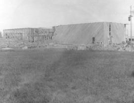 Canadian Mennonite Bible College construction.