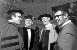 Peter J. Dyck receieved honorary doctorate