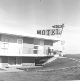 View of the Swift Current Bible Institute Motel.