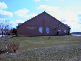 Community Mennonite Church, 107 Wellington St.,