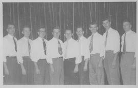 Canadian Mennonite Bible College male octet