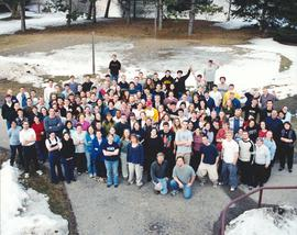 Conrad Grebel University College students, 2001