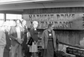 Harvest Drive Restaurant near Intercourse, Pa.