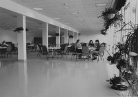 Conrad Grebel dining hall