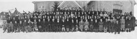 OMBS faculty and students, 1947