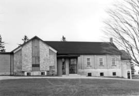 Mannheim Mennonite Church (Petersburg, Ont.)