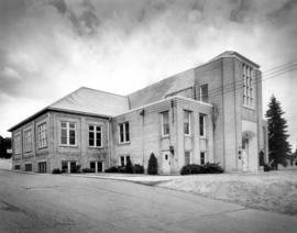 First Mennonite Church (Kitchener, Ont.) prior to